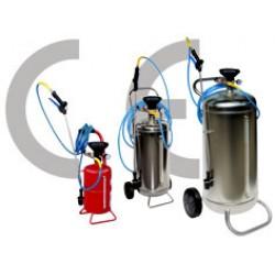 Tlakové sprejovací a pěnovací nádoby