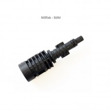 Nilfisk Wap Stihl adaptér bajonet
