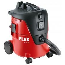 FLEX VC 21 L MC Profesionální vysavač s manuálním čištěním filtru, objem 21 l