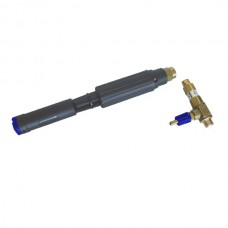 PA Profesionální pěnovací pistole LS12 BLUE 2,5 s přisávacím ventilem - průtok vody 16-25l/min