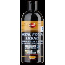 Metal polish liquid 250 ml velmi jemná abrazivní leštěnka na chromovaný plast