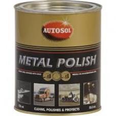 Autosol Metal Polish leštící a čistící pasta na kovy 750 ml