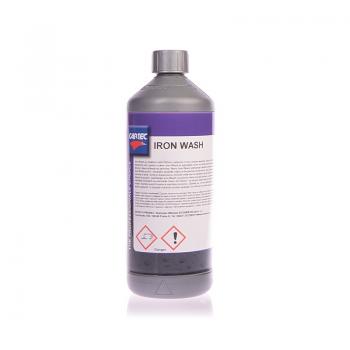 CARTEC Iron Wash 1 l Čistič disků a odstraňovač polétavé rzi pH neutrální s gelovou složkou