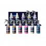 CARTEC StarterPack sada 11 výrobků pro mytí a čištění automobilu s držákem na zeď pro profesionály i každé garáže