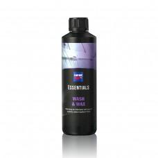 CARTEC ESSENTIALS Wash and Wax 500 ml Vysoce koncentrovaný autošampon s voskem