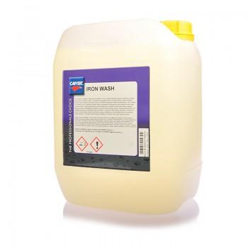 CARTEC Iron Wash 20 L Čistič disků a odstraňovač polétavé rzi pH neutrální s gelovou složkou