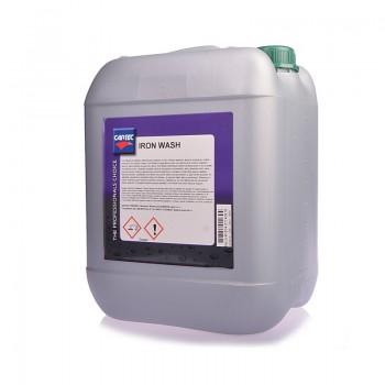 CARTEC Iron Wash 10 L Čistič disků a odstraňovač polétavé rzi pH neutrální s gelovou složkou
