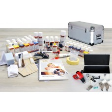 Profesionální Kit na opravu kůže Fenice Midi Kit s příslušenstvím