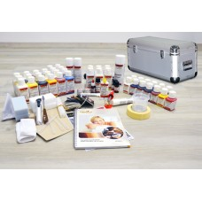 Profesionální Kit na opravu kůže Fenice Midi Kit