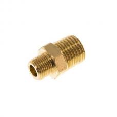 IDROBASE Tlakové šroubení G 1/2 M - M22 max 250 barů, mosazné