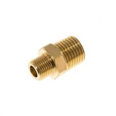 IDROBASE Tlakové šroubení G 1/4 M - M22 max 250 barů, mosazné
