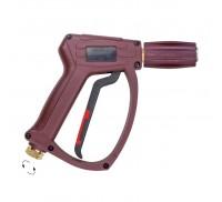 IDROBASE PRO 1 Vysokotlaká pistole M22 s otočným šroubením na hadici a  rychlospojkou typu kew