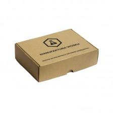 MANUFAKTURA WOSKU Leather Kit leather scent sada na čištění kůže