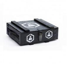 MANUFAKTURA WOSKU Military Box pro ukládání vosků dárkové balení