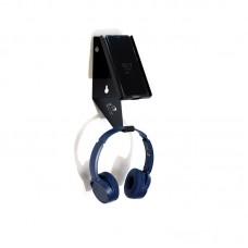 POKA PREMIUM Nástěnný držák na mobil a sluchátka