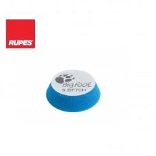 RUPES PAD 70 mm Coarse Foam hrubý cuttovací pad modrý
