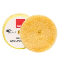 RUPES WOOL PAD Fine 150 mm vlněný žlutý