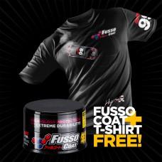 SOFT99 NEW Fusso Coat 12 Months Wax Dark 200 gr. Nový teflonový vosk na tmavé laky s životností 12 měsíců