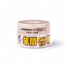 SOFT99 Fusso Coat 12 Months Wax Light 200 gr. syntentický vosk na světlé laky s životností 12 měsíců