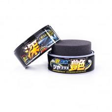 SOFT99 Water Block Wax Dark 200 gr. + aplikátor Syntetický vosk na tmavé laky s extrémní hydrofobitou