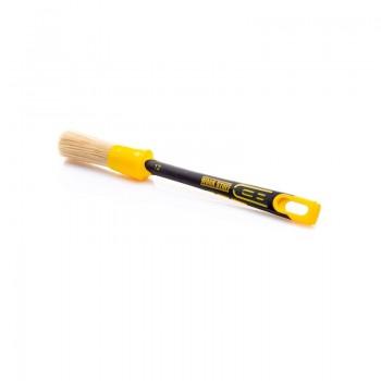 WORK STUFF Detailing Brush Rubber 24 mm Univerzální štětec s kančími chlupy