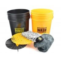 WORK STUFF Wash kompletní sada na mytí a sušení