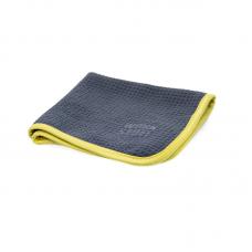 WORK STUFF Zephyr Waffle Towel 400gsm 35 x 35cm Vaflová mikrovláknová utěrka na leštění skel a zrcátek 400gsm