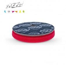 ZviZZer All-Rounder Pad Red 140/20/125 mm Hrubý leštící pad