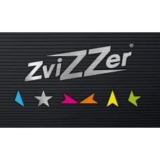 ZviZZer Logo Sign 120 cm z kartáčovaného hliníku
