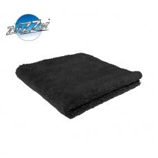 ZVIZZER Microtowel Black 40x40 cm leštící jemné mikrovlákno na skla 500gsm
