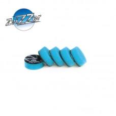 ZviZZer Mini Pad Blue Pre Cut 25 mm hrubý pěnový pad sada 5ks